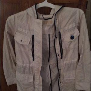 Michael khors raincoat